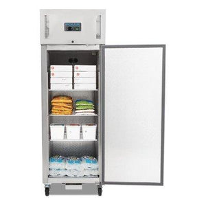 Polar Upright Freezer 600L Stainless Steel - icegroup hospitality superstore