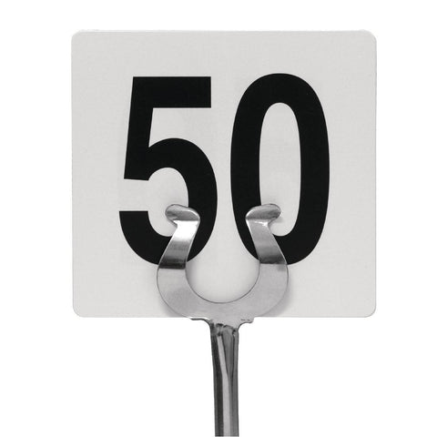 Table Numbers Set 1-50