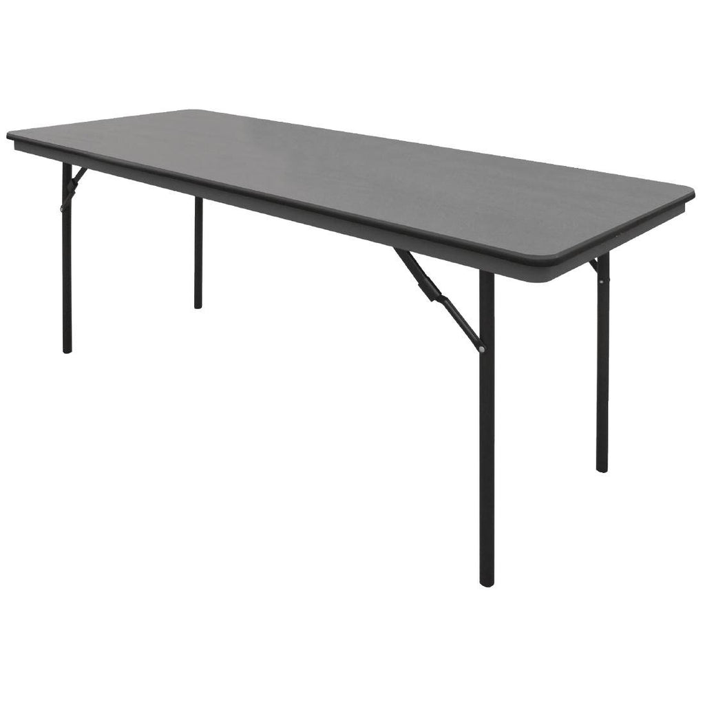 Bolero ABS Folding Banquet Rectangular Table 183cm