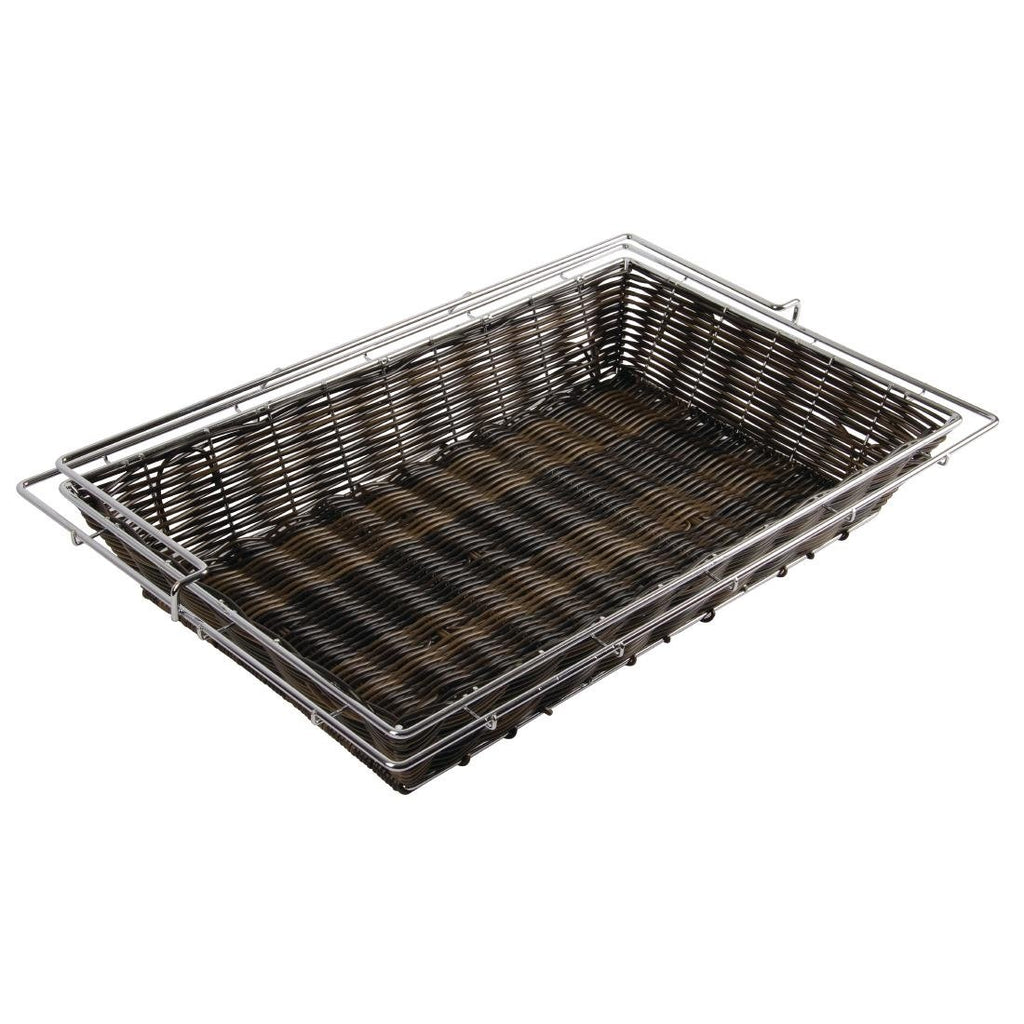 APS Polyratten Basket with Frame GN 1/1