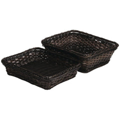 APS Polyratten Basket Broiwn GN 1/2 65mm - icegroup hospitality superstore