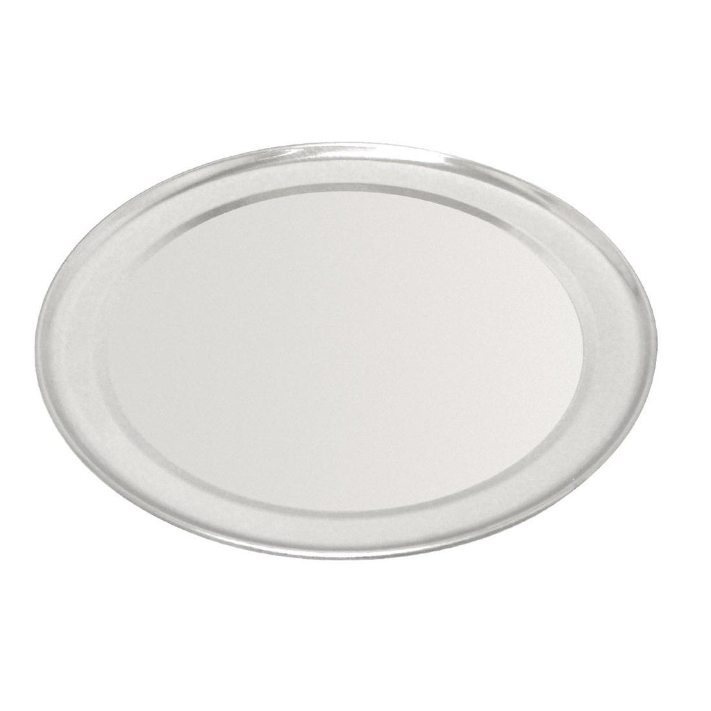 Aluminium Wide Rimmed Pizza Tray 305mm