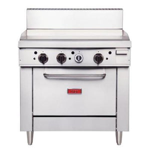 Thor Propane Gas Oven Range with Griddle Plate