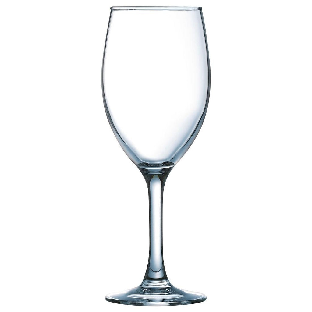 48PCE Arcoroc Delica Wine Glasses 350ml