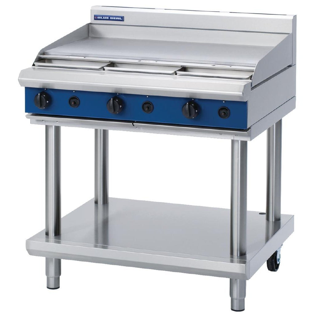 Blue Seal by Moffat Freestanding Cooktop Griddle G516A-LS LPG