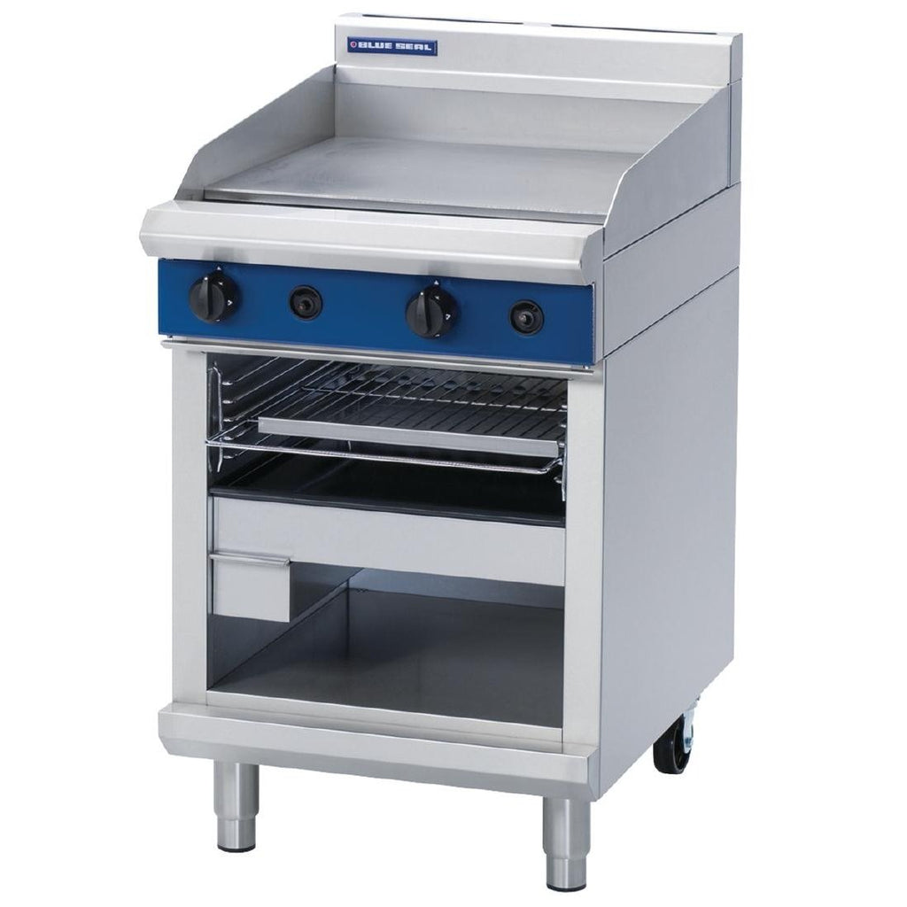 Blue Seal by Moffat Freestanding Griddle Toaster G55T NG