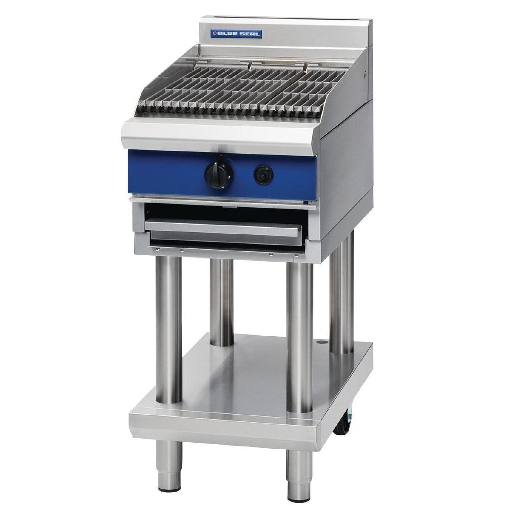 Blue Seal by Moffat Propane Gas Char Grill G593-LS