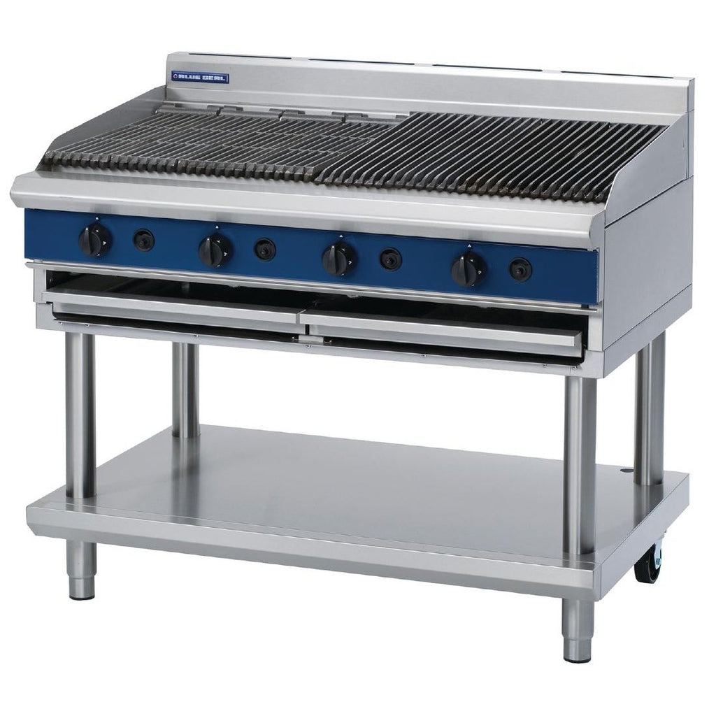 Blue Seal by Moffat Natural Gas Char Grill G598-LS