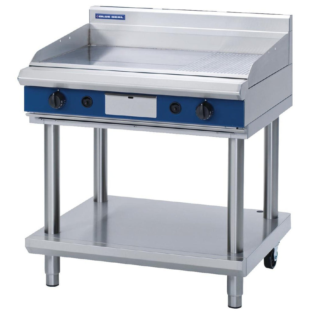 Blue Seal by Moffat Freestanding Natural Propane Gas Griddle GP516-LS