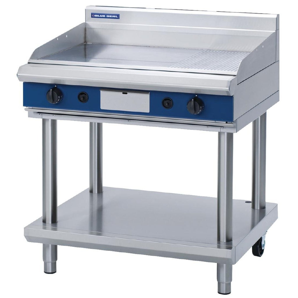 Blue Seal by Moffat Freestanding Griddle GP516-LS NG