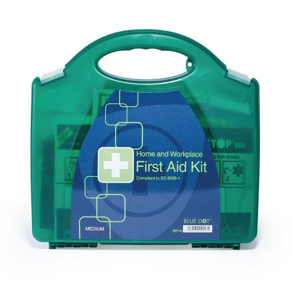 Blue Dot First Aid Kit Medium