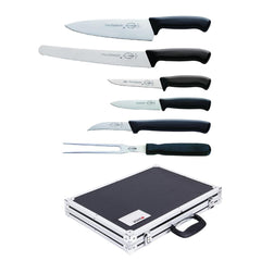 7 PCE Dick Magnetic Knife Case Set - icegroup hospitality superstore