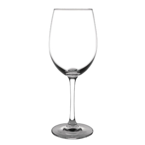6PCE Olympia Modale Crystal Wine Glasses 520ml
