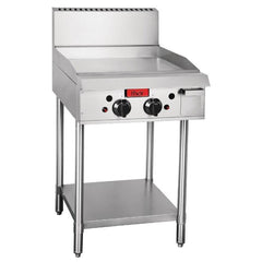Thor Freestanding Natural Gas 2 Burner Griddle - icegroup hospitality superstore