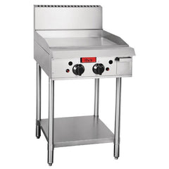Thor Freestanding Propane Gas 2 Burner Griddle - icegroup hospitality superstore