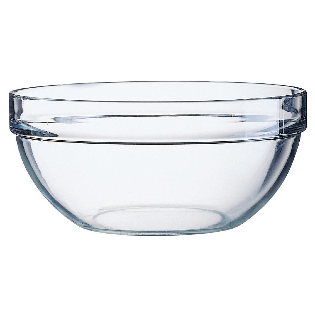 36PCE Arcoroc Small Glass Bowls 60mm