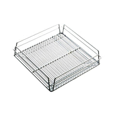 Glass Racks Baskets with Open Interior White - icegroup hospitality superstore