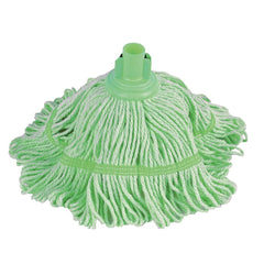Jantex Bio Fresh Socket Mop Head Green - icegroup hospitality superstore