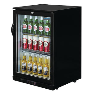 Polar 138L G-Series Back Bar Cooler with Hinged Door