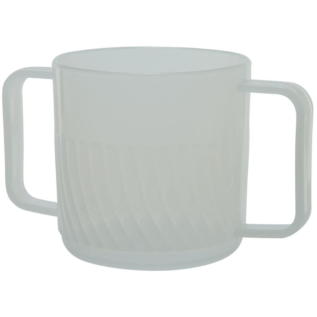 24PCE Double Handled Mug