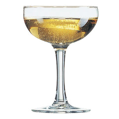 Arcoroc Elegance Champagne Coupe Glasses 160ml - icegroup hospitality superstore