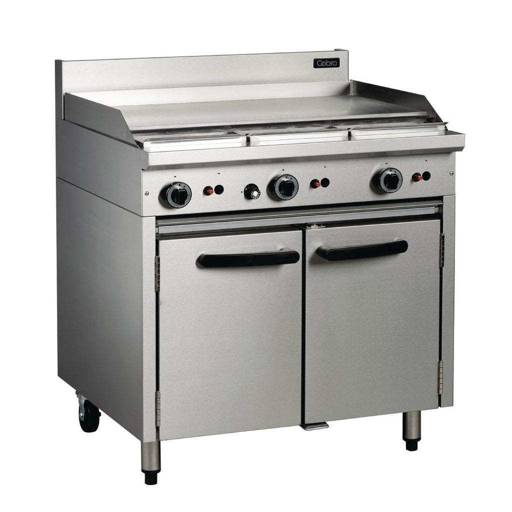Cobra by Moffat Oven Range with Griddle LPG CR9A