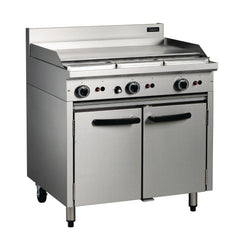Cobra by Moffat Oven Range with Griddle LPG CR9A - icegroup hospitality superstore