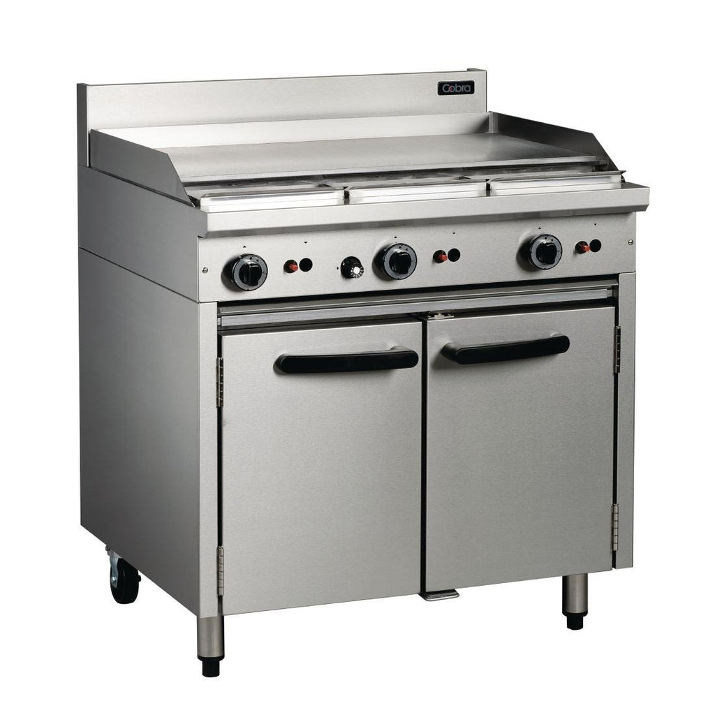 Cobra by Moffat Oven Range with Griddle CR9A NG