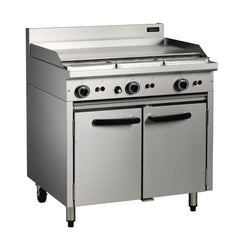 Cobra by Moffat Oven Range with Griddle Natural Gas CR9A - icegroup hospitality superstore