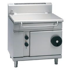 Waldorf by Moffat 900mm 80 Ltr Bratt Pan with Manual Tilt Natural Gas BP8080G - icegroup hospitality superstore