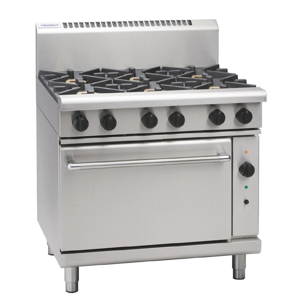 Waldorf by Moffat 900mm Convection Oven Range with Griddle NG