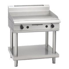 Waldorf by Moffat 900mm High Performance Griddle Natural Gas GP8900G-LS - icegroup hospitality superstore