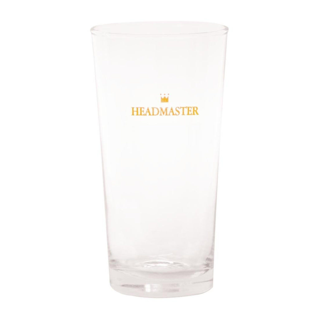 48PCE Crown Headmaster Oxford Glass 285ml