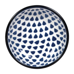 Gusta Out Of The Blue Drops Dish 90mm - icegroup hospitality superstore
