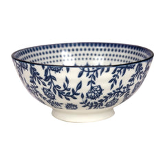 Gusta Out Of The Blue Stars Round Bowl Blue 120mm - icegroup hospitality superstore