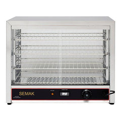 Semak 100 Pie Warmer Display PW100