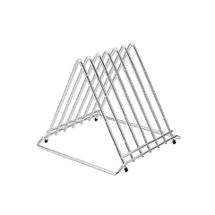 Six Slot Chopping Board Rack - icegroup hospitality superstore