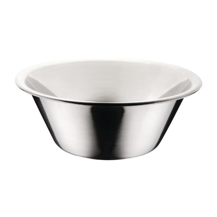 Vogue Stainless Steel Bowl 2Ltr