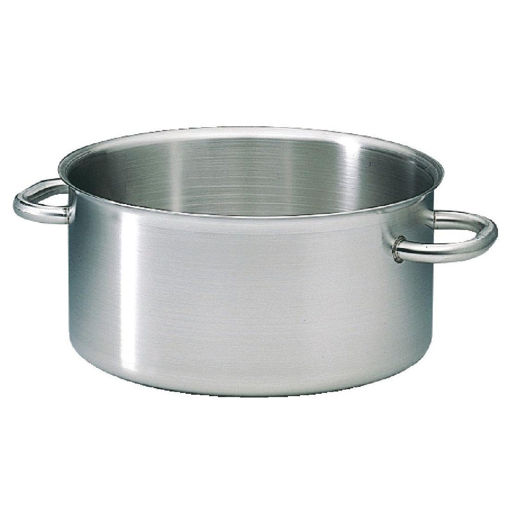Bourgeat Excellence Casserole Pan 12.8Ltr - ICE Group