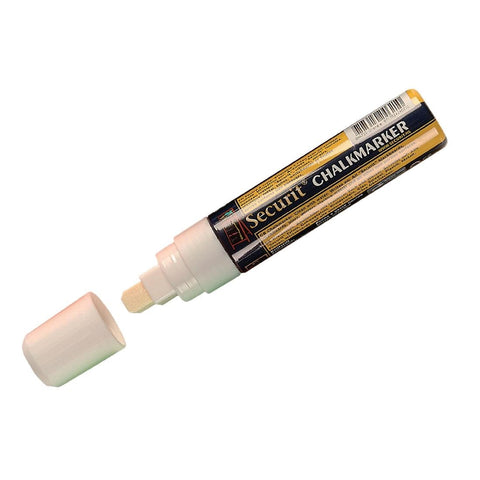 Securit Chalkboard Marker Pen - 15mm Line