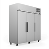 Williams 1510L 3 Door Stainless Steel Upright Fridge HPS3SDSS