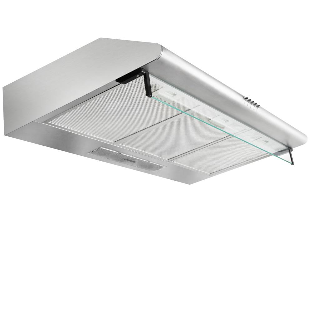 5 Star Chef 900mm Stainless Steel Range Hood - ICE Group