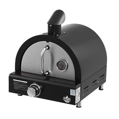 Grillz Stainless Steel Portable Pizza Oven LPG Gas