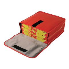 Insulated Pizza Delivery Bag Large - icegroup hospitality superstore