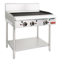 Thor Propane Gas 3 Burner Char Grill - icegroup hospitality superstore