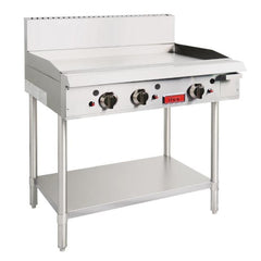 Thor Freestanding Propane Gas 3 Burner Griddle - icegroup hospitality superstore