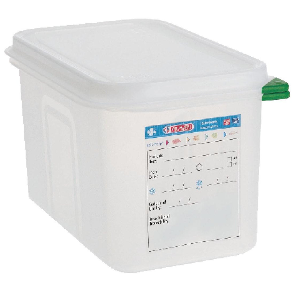 Araven Food Container 1/4 GN - ICE Group