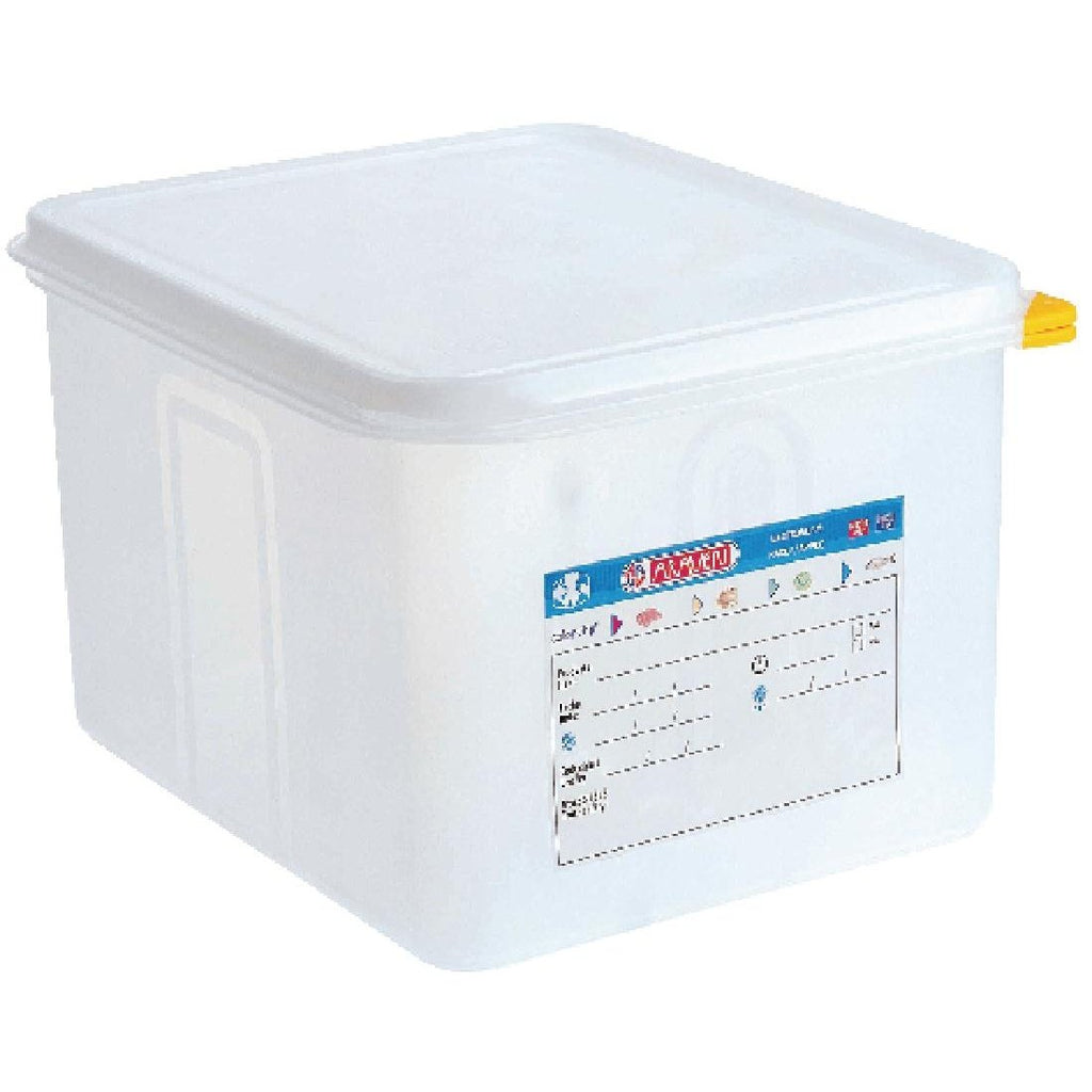 4PCE Araven Food Container 1/2 GN
