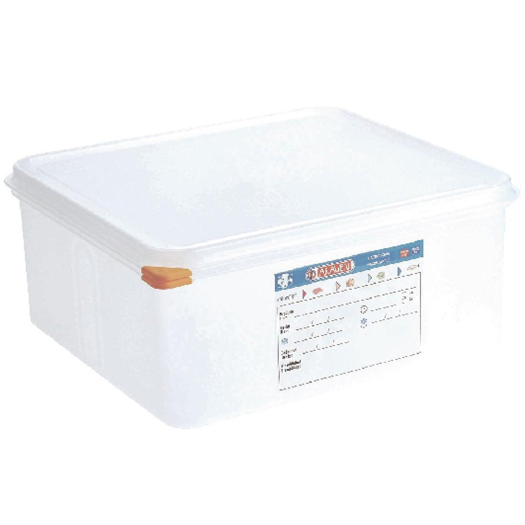 4PCE Araven Food Container 2/3 GN