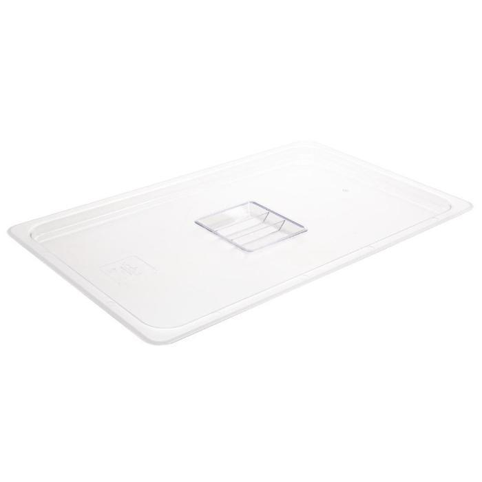 Vogue Polycarbonate 1/1 Gastronorm Container Lid